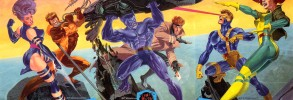 X-Men: Blue Team Trading Cards