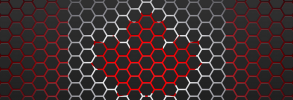 Canada Flag HEX (Hexagon) Wallpaper