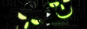 Black Rock Shooter: Cannibal