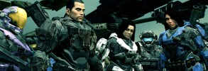 Mass Effect and Halo