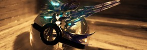 Poké Ball: Black Rock Shooter