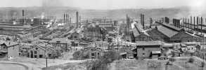 Homestead Steel Works 1910