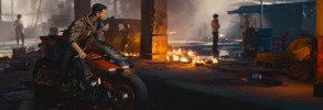 Cyberpunk 2077 - Let's see what the fire regulations have to say about this