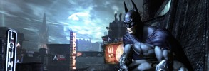 Batman: Above City