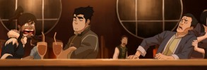 The Legend of Korra and Bolin